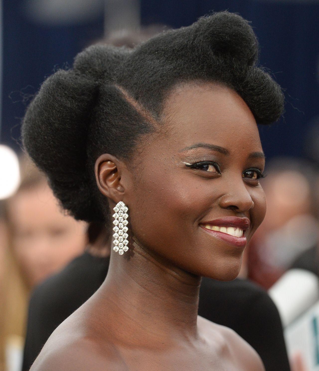 Lupita Nyong'o - 26th Annual Screen Actors Guild Awards at the Shrine Auditorium in Los Angeles