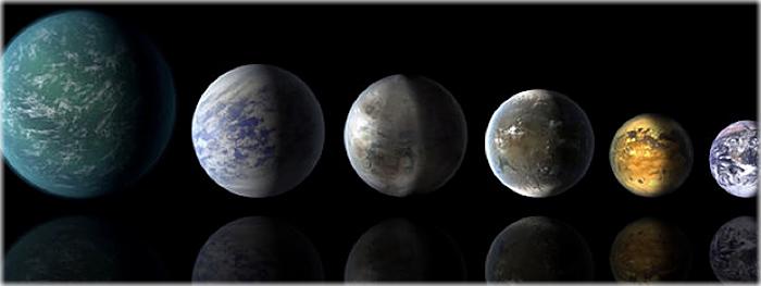 planetas fora do sistema solar mais parecidos com o nosso