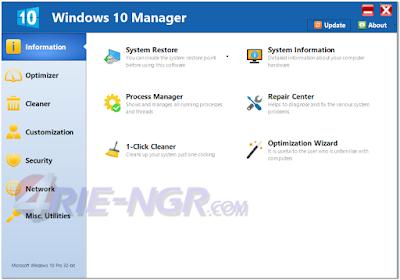 Windows 10 Manager 2.1.5 Final Full Terbaru