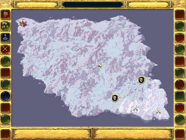 Continent 4 | Fantasy General Screenshot