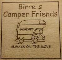 Welcome to Belgium mega geocaching-event van Birre's Camper Friends