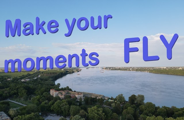 "What is ""Make your moments fly"" by DJI?"