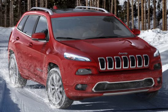 2017 Jeep Cherokee Accessories