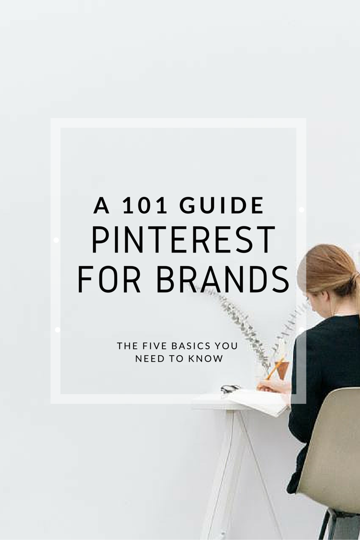 Pinterest Marketing 101 2016