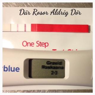 liten blödning gravid