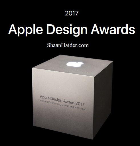 The Official List of Best Apps and Games Won in Apple Design Awards 2017