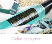 Gel en bulle Bleu lagon  MySpa
