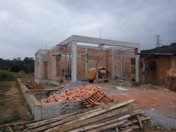 kontraktor rumah banglo bangi