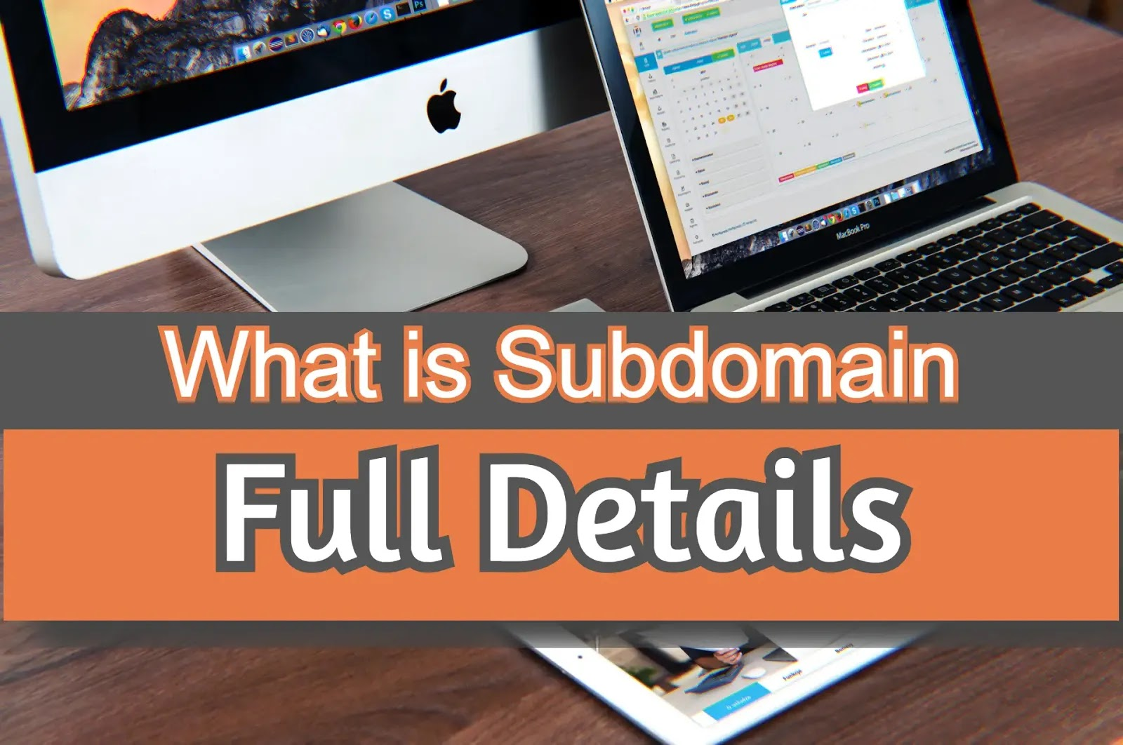 Search Outcomes Net outcomes What are Subdomains? (Definition and Examples)
