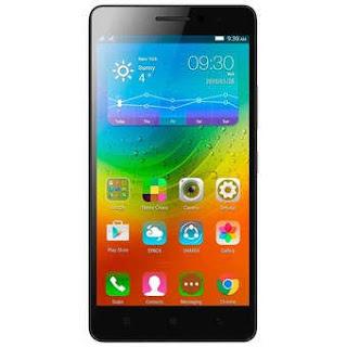 Harga dan Spesifikasi Smartphone Lenovo A7000 Plus Dual SIM - 16 GB