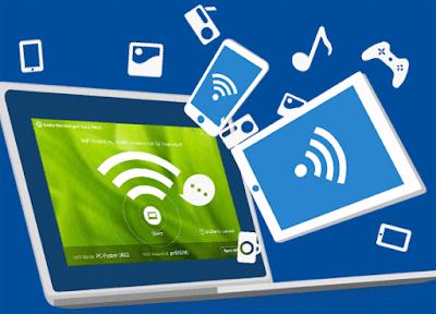 تحميل Thinix WiFi لتحويل  الكمبيوتر الى راوتر واى فاى wifi