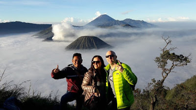 Mt Bromo Midnight Ijen Crater Tour 3 Days