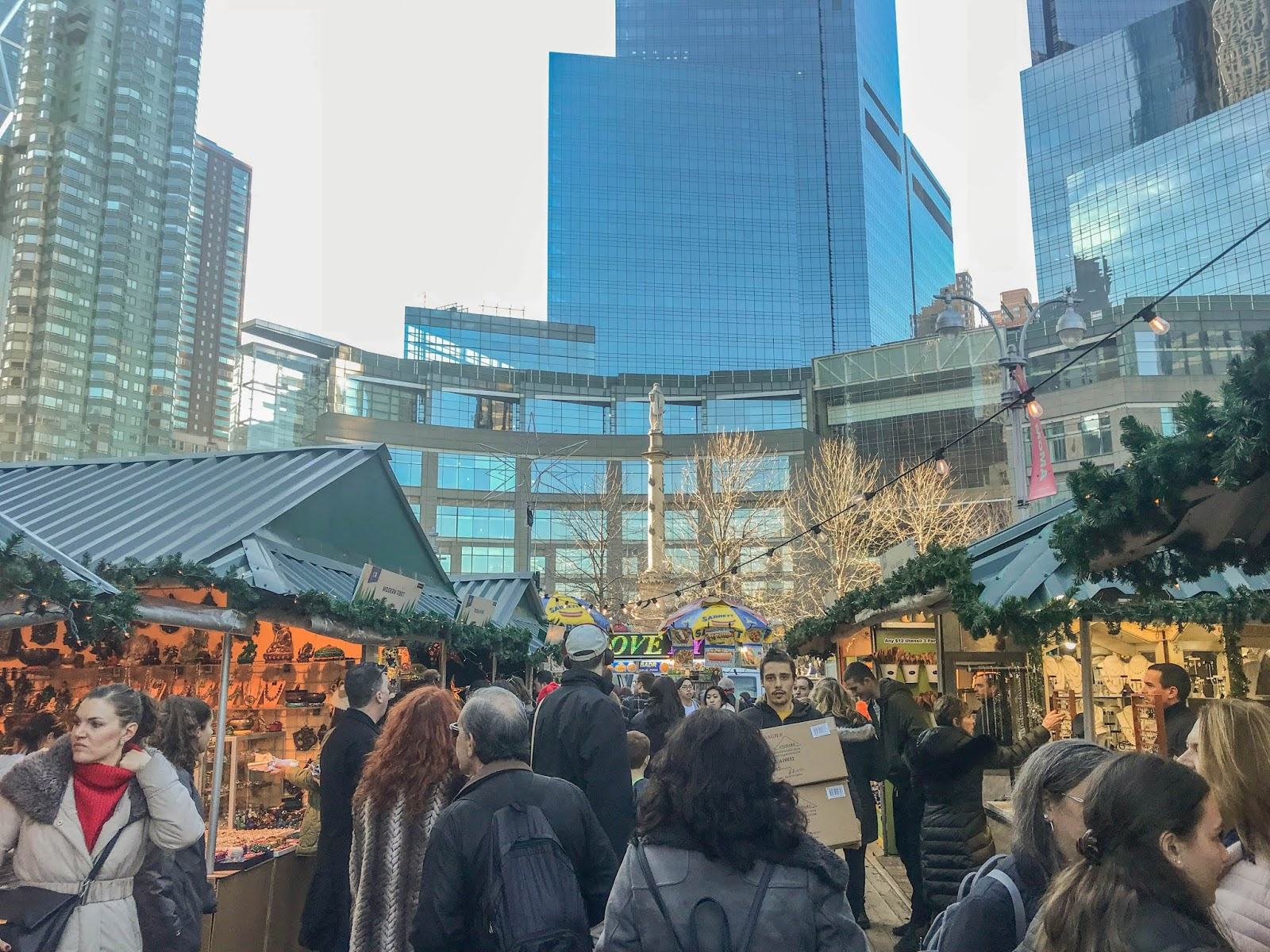 The Best NYC Holiday Markets