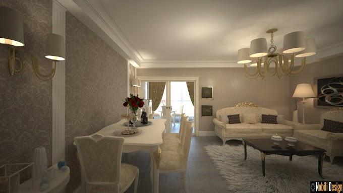 Design interior apartamente Bucuresti - Firma amenajari interioare Bucuresti