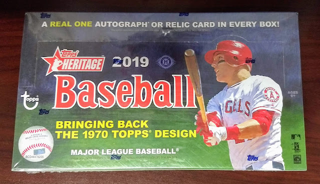 9921c63151 There's the box before I tore into it. I guess there's not much else to say  about this picture. You're guaranteed one autograph or relic in the box, ...
