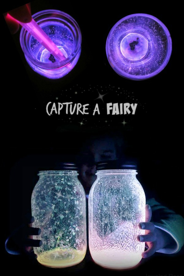 CAPTURE A FAIRY! (Craft for kids) #fairyjars #fairyjarsdiy #fairygardenideas #captureafairyinajar #craftsforkids #artsandcraftsforkids