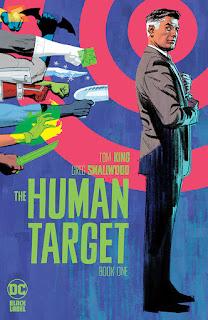 Human Target #1 - Cover