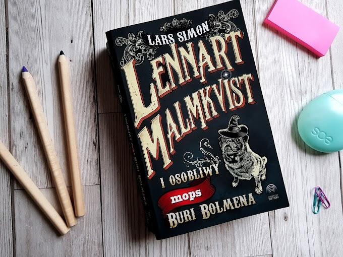"#164 ""Lennart Malmkvist i osobliwy mops Buri Bolmena""."
