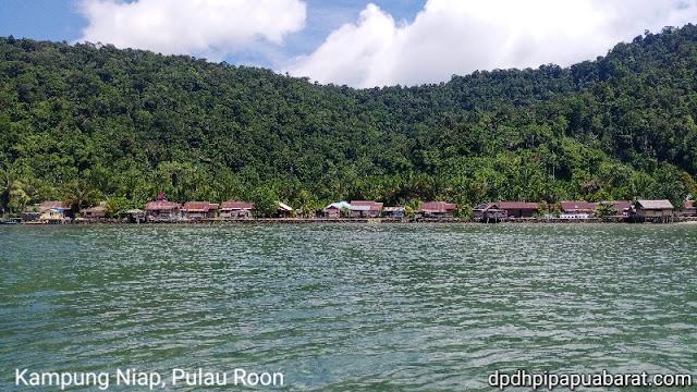Wisata alam di Kabupaten Wondama