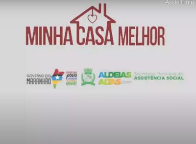 PARCERIA - Projeto Minha Casa Melhor chega em Aldeias Altas através de parceria estado e município