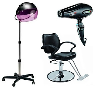 Оборудване за фризьорски салон