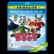 Arctic Justice (2018) BRRip 720p Latino
