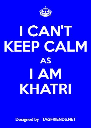 KHATRI CASTE SYSTEM