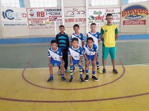 Projeto social que atende crianças em Umarizal está na semifinal de campeonato regional de escolinhas de futebol