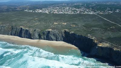Praia do Medo da Fonte Santa