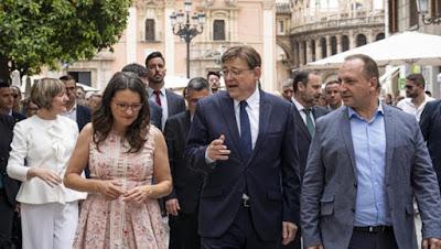 Valencia, psoe, compromís, valencianos, corrupción, enchufismo