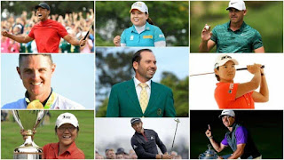 Top 15 best golfer of the decade from 2010-2019, review, winning titles