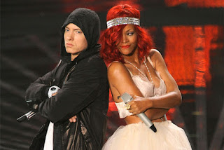 Eminem Talks Chris Brown Rihanna Beat Down Leaked Song