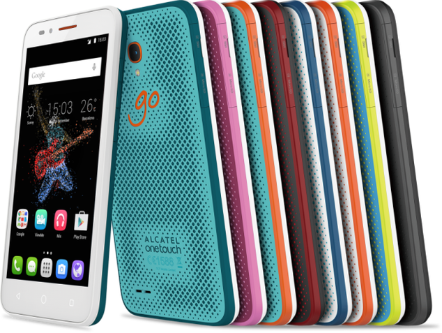 Alcatel introduces new mid-range phones, SmartWatch and tablet 17 Inches