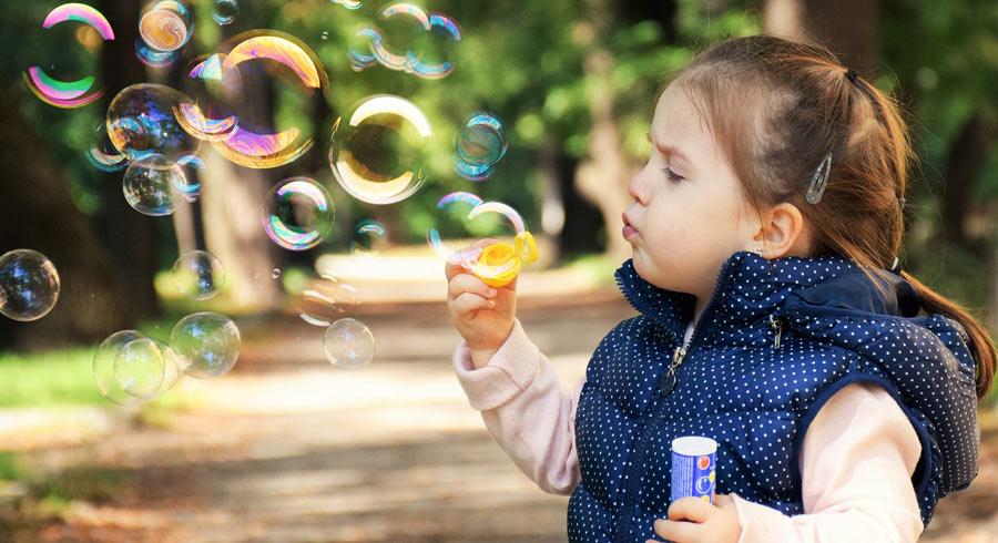 3 Lecciones que podemos aprender de los niños pequeños