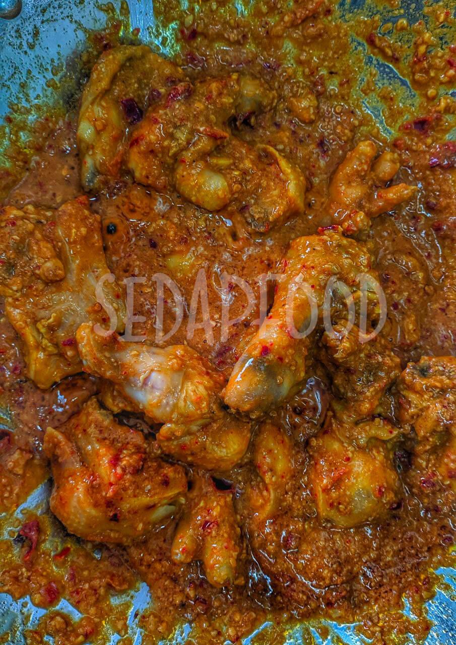 ayam masala sugu pavithra