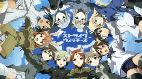 Brave Witch - Daftar Anime Buatan Silver Link Terbaik