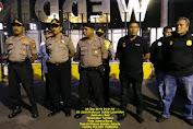 Personil Polsek Tambora Adakan Apel Bersama Pam Swakarsa Maupun Citra Bhayangkara di Halaman Mall Season City
