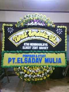Bunga Kebayoran Lama Jakarta Selatan