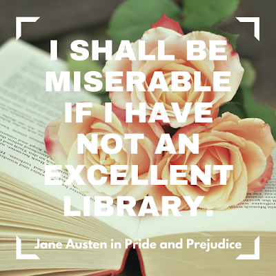 I shall be miserable if I have not an excellent library. #books #readeveryday