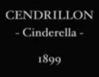 Cinderella 1899 film title
