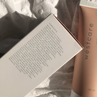 Westcare All In One Brightening Face Wash, review Westcare