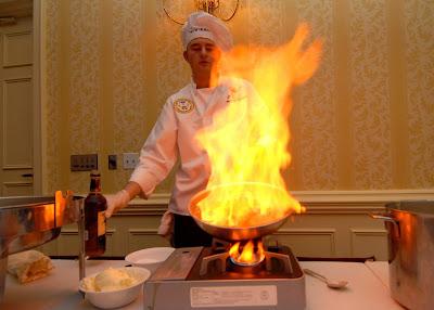 Menjadi Chef