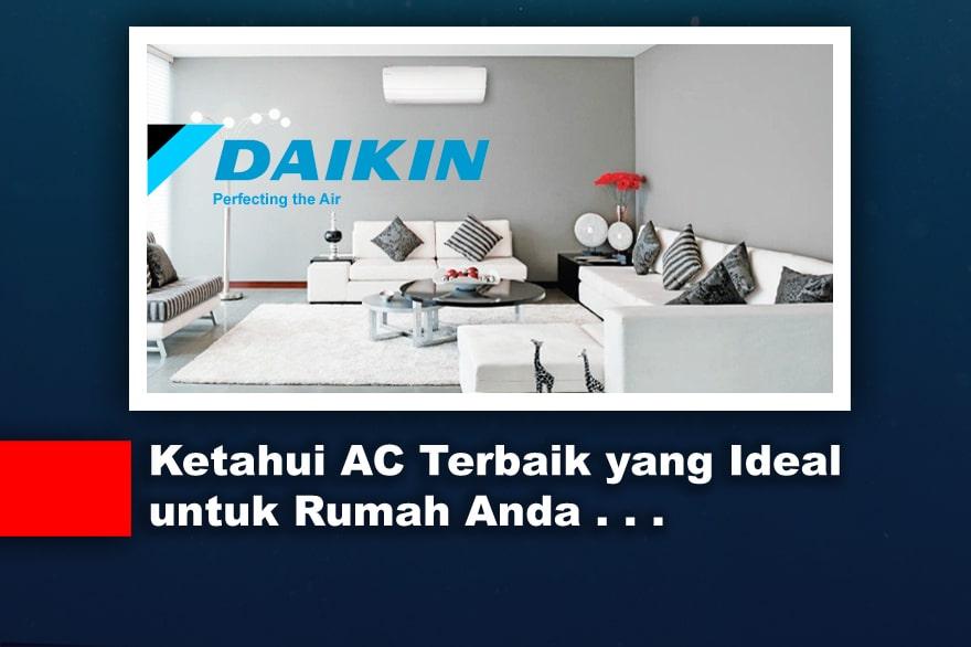 Ketahui AC Terbaik yang Ideal untuk Rumah Anda