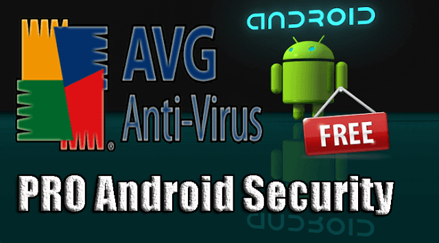 تطبيق AVG AntiVirus PRO Android Security apk