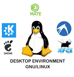 Jenis Jenis Desktop Environment linux