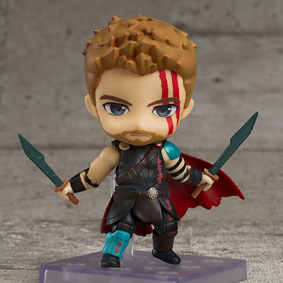 Thor Ragnarok Edition in versione Nendoroid