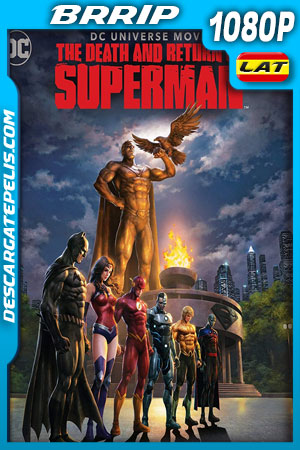 The Death and Return of Superman (2019) 1080p BRrip Latino – Ingles