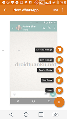 cara kirim pesan palsu di aplikasi whatsapp