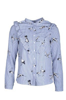 http://www.cloudsoffashion.be/nl/birdy-ruffled-blue-blouse.html