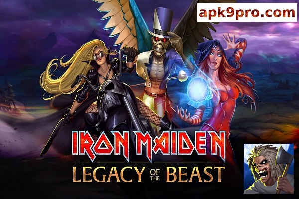 Iron Maiden: Legacy of the Beast 329789 Apk + Mod (File size 143 MB) for android